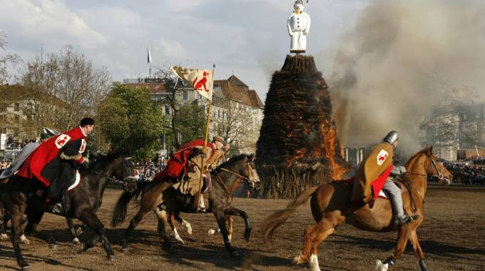 Cavalli e Böögg